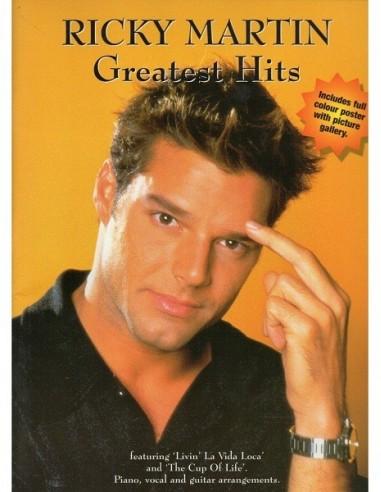 Ricky Martin - 17 Greatest Hits (Gold Series) Australia CD