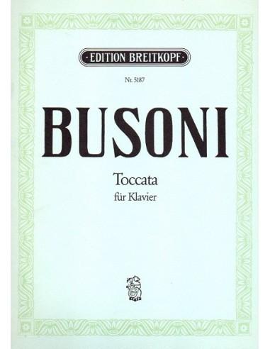 Busoni Toccata