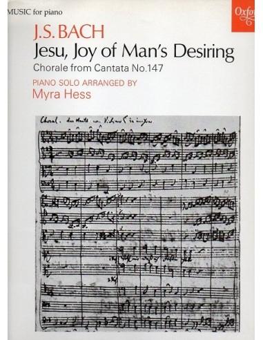 Bach Jesu joy of man's desiring