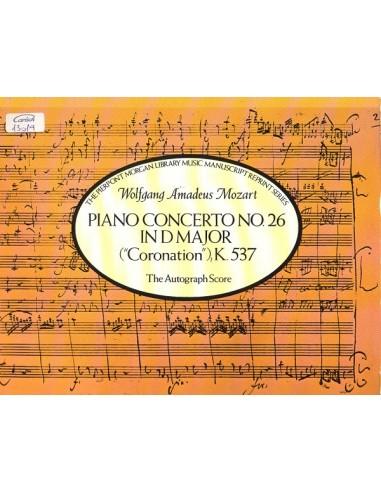 Mozart Concerto N° 26 in Re Maggiore...