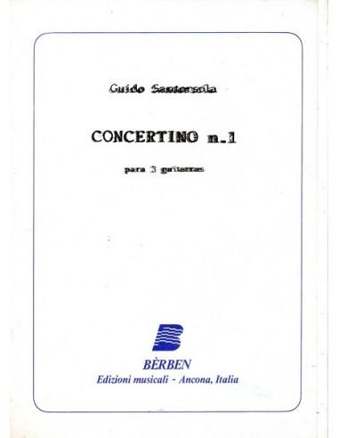 Santorsola Concertino N° 1 Op. 12 per...