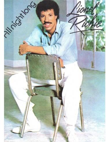All night long di Lionel Richie...