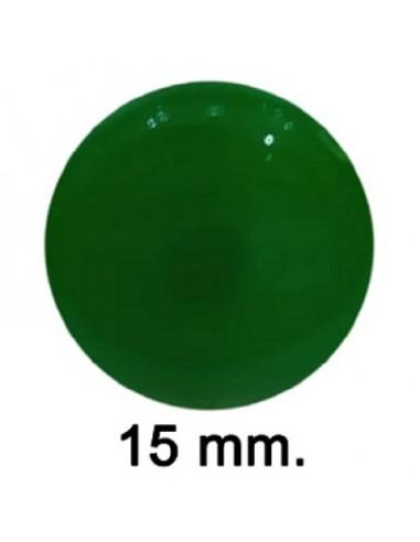 Bottone per Organetto Verde Perla...