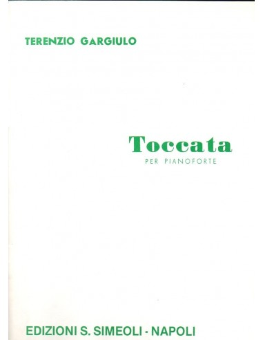 Terenzio Gargiulo Toccata